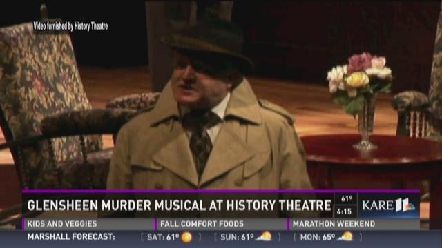 Glensheen murder musical at Histrory Theatre