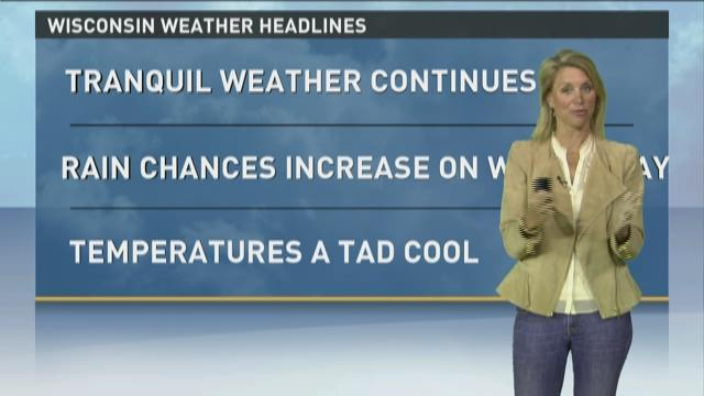 Wisconsin weather 10-3-15
