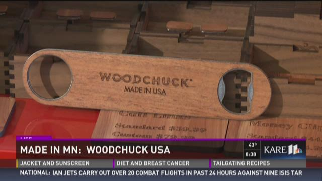 American made: Woodchuck needs votes