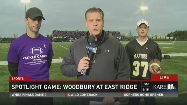 Spotlight Game: Woodbury at East Ridge
