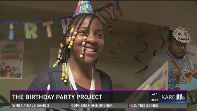The Birthday Party Project