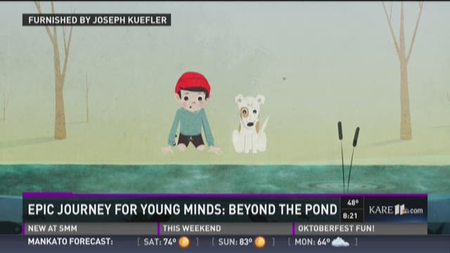 Epic journey for young minds: Beyond the pond