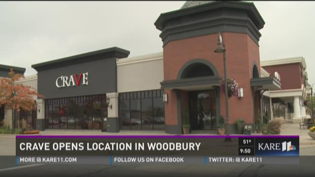 Crave opens location in Woodbury