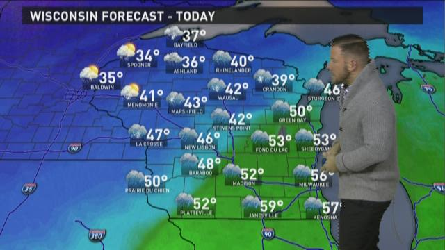 Wisconsin weather forecast: November 26, 2015